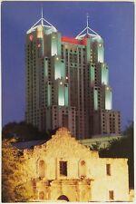 Marriott Hotel San Antonio Rivercenter Texas Postcard