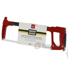 """Master Mechanic Quick Release High-Tension 12"""" Saw Blade Hacksaw Handsaw 176128"""