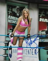 Velvet Sky ( WWF WWE ) Autographed Signed 8x10 Photo REPRINT