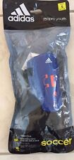 Adidas F50Pro Youth Soccer Jr Style Hard Shield w Attached Ankle Sock Small, New