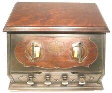 vIntage* RCA RADIOLA 20 RADIO  VERY NICE CONDITION: Untested w/ 5 LONG PIN TUBES