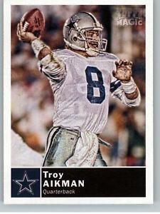 2010 Topps Magic Football #189 Troy Aikman- Cowboys