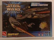 MAQUETTE STAR WARS - AMT ERTL - TRADE FEDERATION DROID FIGHTERS - NEUVE