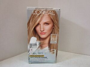 L'OREAL FERIA MULTI-FACETED SHIMMER HIGHLIGHTING KIT C100 MM 19905