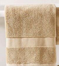 Lauren Ralph Lauren Wescott Bath Towels (2) in Soft Ochre Gold Tan NEW 1Q