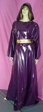 Schlupfkleid Zofenkleid zofe Dominat Dress Alugi purple devot NEU PVC Diargh