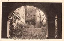 BELLEY intérieur de la maison natale de brillat-savarin