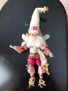 Vintage Mark Roberts Santa Elf