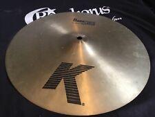 "Zildjian 14"" K Series Dark Thin Crash Cymbal"