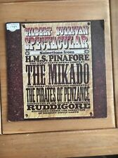 Gilbert and Sullivan Spectacular - Selections from HMS Pinafore, The Mikado Etc