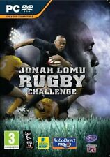 Jonah Lomu Rugby Challenge (PC DVD) BRAND NEW SEALED