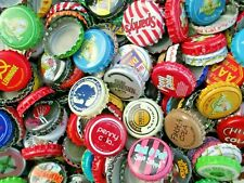 100 Soda and Root Beer Bottle Caps (( No Dents )) Good Mixture of Soda Caps