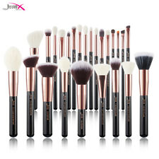 Jessup 25pcs Rose Gold Complete Makeup Brushes Set Cosmetic Blending Brush Tool
