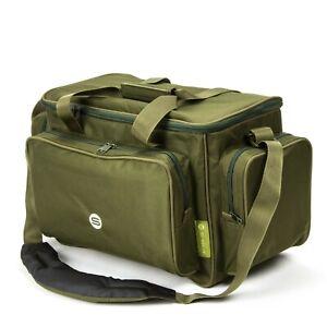 Saber Medium Carryall Bag Holdall Carp Pike Fishing Luggage Tackle Camping UK