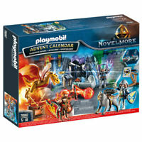 Playmobil Novelmore 'Battle for the Magic Stone' 70187 Advent Calendar 2020