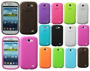 Custodia in Silicone per Samsung Galaxy Express. Diversi Modelli e colori!