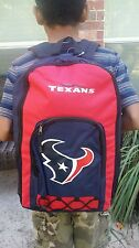 NFL Houston Texans  Team Backpack NWT