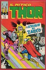IL MITICO THOR 10 - Editoriale Corno (agosto 1971)