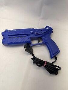 Nyko Super Cobra Light Gun PS1 Blue