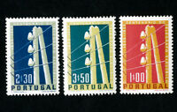 Portugal Stamps # 513-15 VF OG LH Catalog Value $40.65
