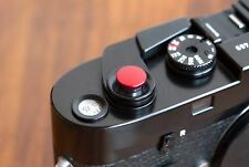 Fine Quality Small Red Metal Release Button for Fujifilm Leica Nikon Canon