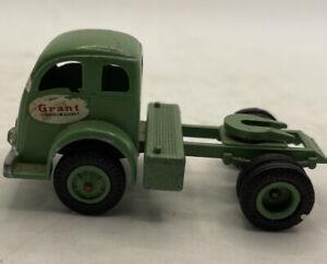 Vintage 1951 White COE Grant Piston Rings Die Cast Truck VERY RARE! unmarked