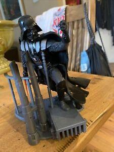 Star Wars 2002 Unleashed Darth Vader Loose Figure Statue
