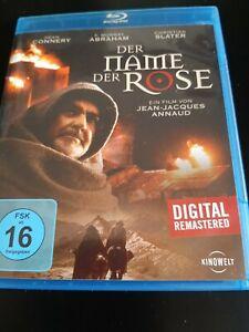 Der Name der Rose [Blu-ray] - SEHR GUT