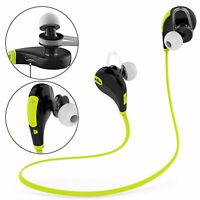 Sport Senza Fili Bluetooth Auricolari Mani Libere Cuffia Headset per Cellulare