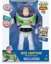 Toy Story Promo Talking Buzz Lightyear Action Figure 30 Cm. Thinkway Toys