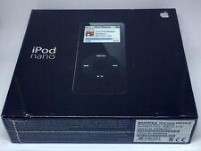 Apple iPod Nano 1st génération noir (2 Go) flambant neuf, scellé. Rare. Collectors.