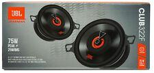 """New listing Jbl Club 322F 3.5"""" 75W Peak   25W Rms 2-Way Car Speakers (Pair) *Spkcb322"""