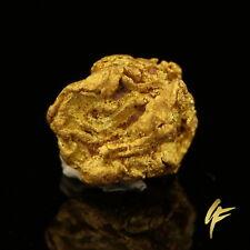 Goldnugget cristalline Australie | rare gold niveau lingots pièce cadeau 925
