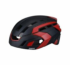 Nonstop On Wheels Now Helmets Zappi Cycling Bike Road Bicycle Red Black L Large