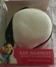 Ear Warmers Behind-the-Head Design by 180s