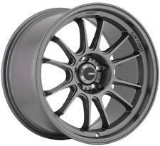 15x8.5 Konig Hypergram 4x100 +25 Matte Grey Wheels (Set of 4)