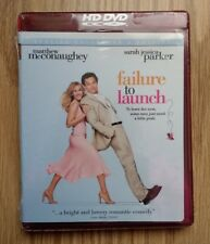 Failure to Launch  (HD DVD) Brand New