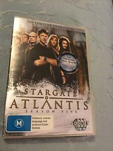 Stargate Season Five Dvd
