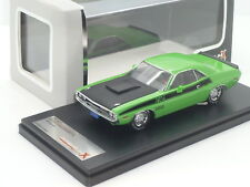 New 1:43 Premium Classixxs 1970 Dodge Challenger T/A V8 Muscle Car n Charger