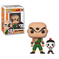 Funko Pop! Animation: Dragon Ball Z (S4) - Chiaotzu w/ Tien Vinyl Figure