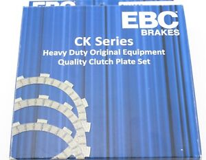 Half Faired EBC Standard CK Series Clutch For Yamaha 2008 FZ1 Fazer