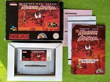 "Spider-Man ""Spiderman"" / Venom Maximum Carnage - Super Nintendo SNES PAL B EUR"