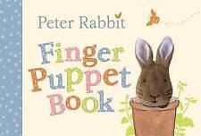Peter Rabbit Finger Puppet Book by Beatrix Potter (Board book, 2014)