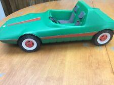 New ListingVintage Green Barbie Sports Car Dbgm Made In West Germany