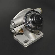 "Diesel Fuel Filter Mounting Base Hand Priming Pump 3/8"" NPT 1-14"" Spin On Mount"