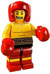 LEGO SÉRIE 5 MINIFIGURINE 8805.13 -- LE BOXEUR