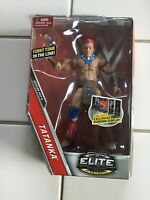Tatanka WWE Mattel Elite Series 47 A Action Figure First Time In The Line!