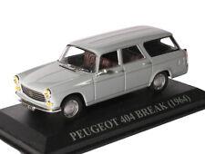1:43 Altaya - Peugeot 404 Break 1964 - hellgrau