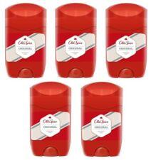 5x Old Spice Original  Deodorant Solid Stick For Men 5x50ml