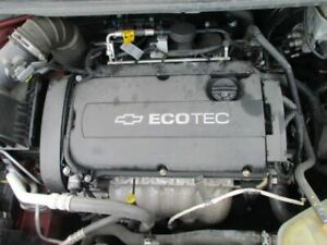 Engine 1.8L VIN H 8th Digit Opt Luw Manual Transmission Fits 11-15 CRUZE 747483